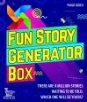 Fun story generator box: There are a million stories waiting to be told. Which one will be yours?